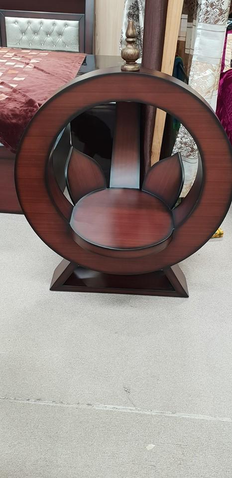 Round-Wooden-Mandir