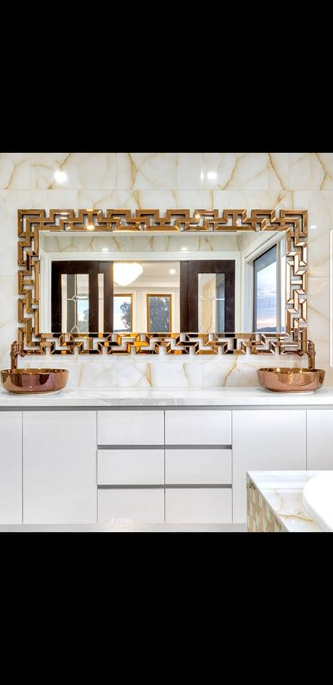 Large-size-glass-mirror
