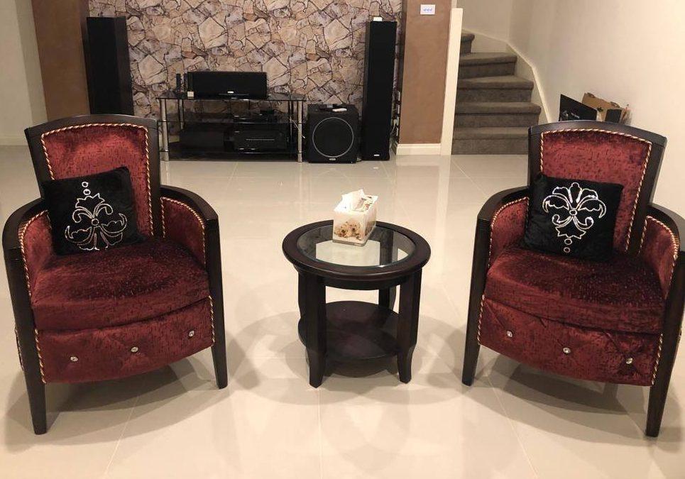 Wine Chair Set