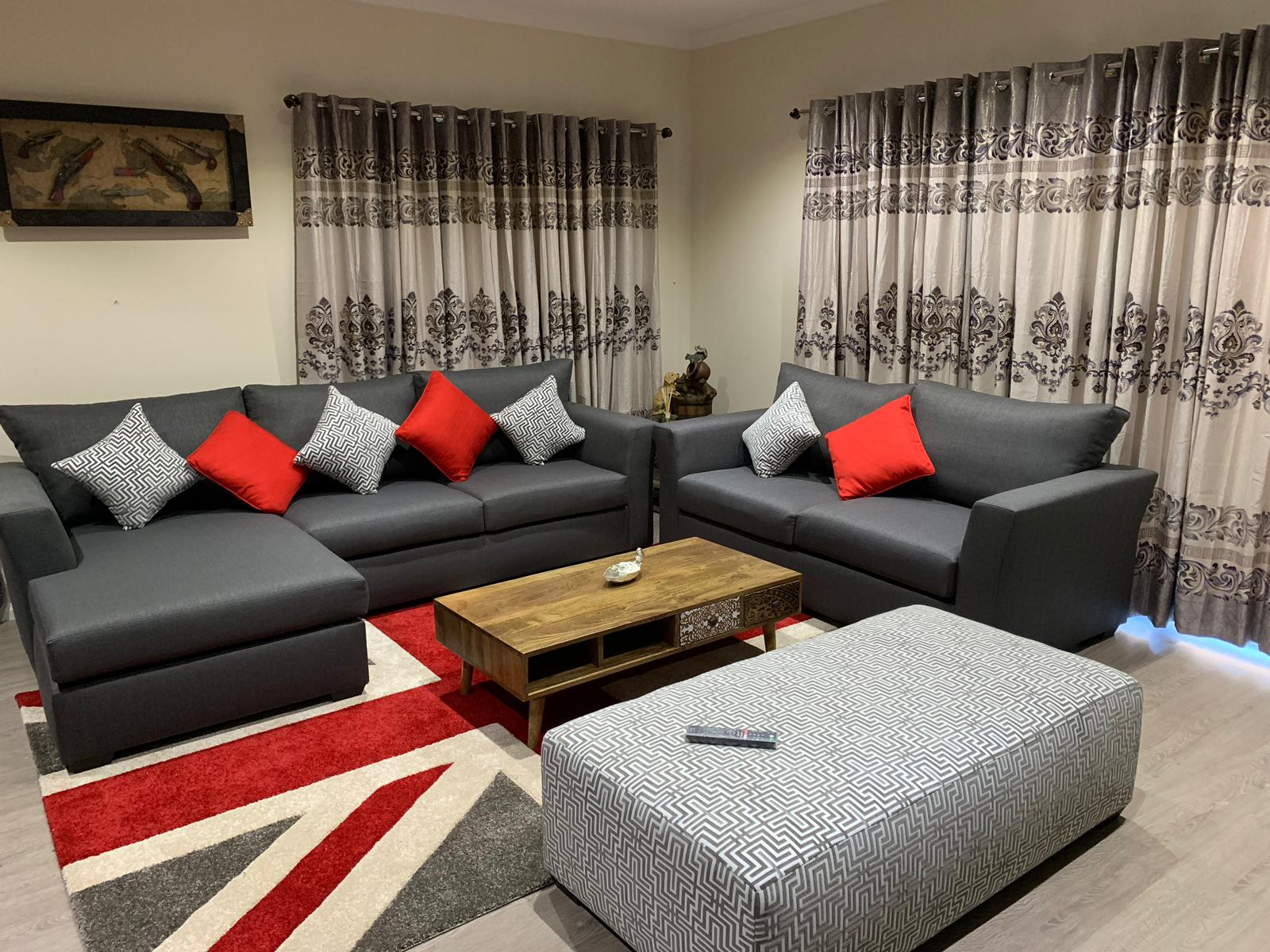 Buy New Design Sofa set with Center Table Online
